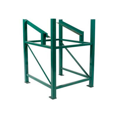 """Steel King TSS3240VG Tilt & Store Stand for 40""""L x 35""""W Workingtainer®"""