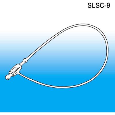 """Super Loop Locking Straps, 9"""" - Pkg Qty 1000"""