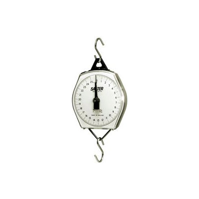 Brecknell 235-6S Hanging Scale, 220lb x 1lb