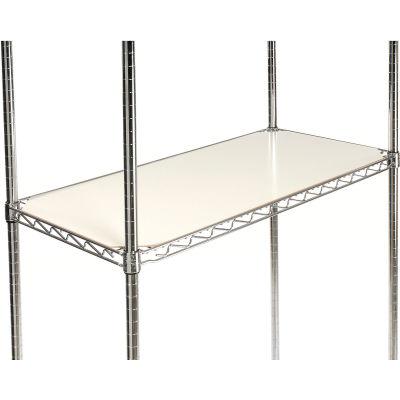 Reversible Shelf Mat 18x36 Black And White