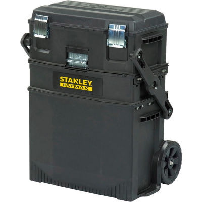 Stanley®  Fatmax® 020800R 4-In-1 Mobile Workstation