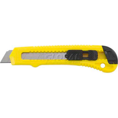 Stanley 10-143P 18MM Quick-Point™ Snap-Off Retractable Utility Knife