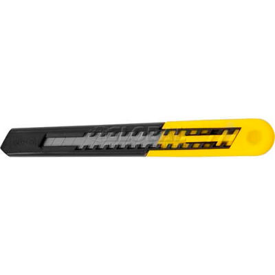 Stanley 10-150 Quick-Point™ Snap-Off Knife, 9mm