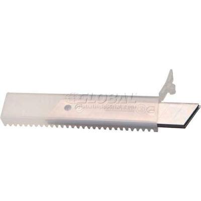 Stanley 11-301L Quick-Point™ Snap-Off Blades 18mm W/Dispenser, 50/Pk