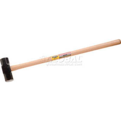 Stanley 56-808 Hickory Handle Sledge Hammer, 8 lbs.