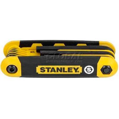 Stanley STHT71801 9 Piece SAE Folding Hex Key Set