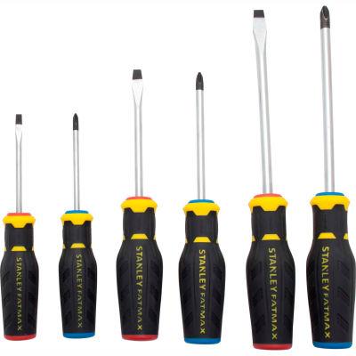 Stanley®  Fatmax® FMHT62516 Screwdriver Set -6 Pc