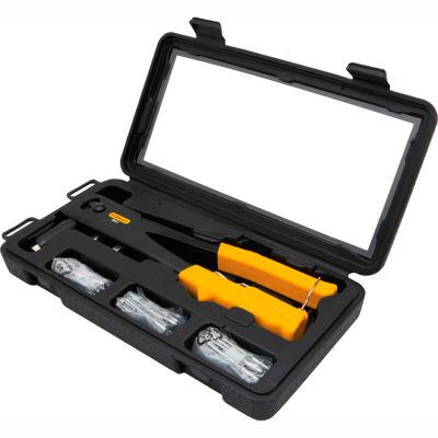 Stanley® STHT72179  Blind Rivet Kit W/ 60 Rivets And Case