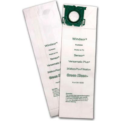 Triple S - Prosense Vacuum Same as Windsor Sensor Replacement Vacuum Bags - GK-5300