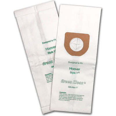 Royal - Cr5005 Type Y Replacement Vacuum Bags - GK-HovY