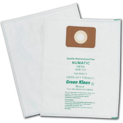 Nacecare - Numatic Henry HEPA Flo Filter Bags For 180/200 Models, Hepa H11 - GK-NVM1CH Hepa
