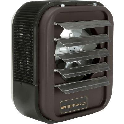 Horizontal/Downflow Unit Heater HUHAA524, 5KW at 240V, 1-3Ph