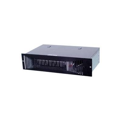 Fan Forced Toe Space Heater QTS1504T, 1,500/750W 240V