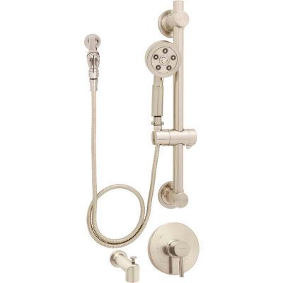 Speakman SM-1090-ADA-PBN Neo™ ADA HandHeld Shower/Tub Combinations W/Grab/Slide Bar