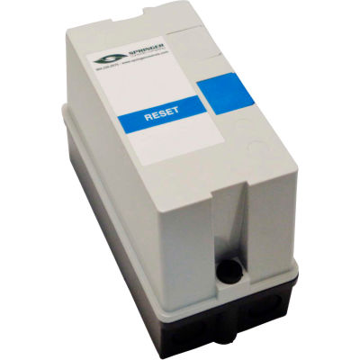 Springer Controls, JC0916RIG-SK, Enclosed AC Motor Starter, Single Phase, 1/4 HP, 230V