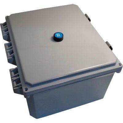 Springer Controls, JC8006R1K-SJ, Enclosed AC Motor Starter, 3-Phase, 25.0 HP, 230V
