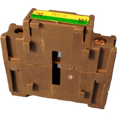 Springer Controls / MERZ PE1-V, Ground Terminal for ML1-25P, ML1-40P - Din Base Mount
