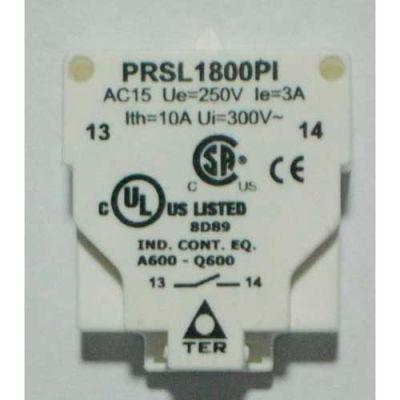 T.E.R., PRSL1800PI 1 N.O. Single Switch, Use w/ MIKE & VICTOR Pendants