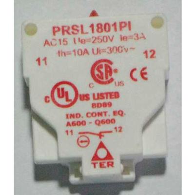 T.E.R., PRSL1801PI 1 N.C. Single Switch, Use w/ MIKE & VICTOR Pendants
