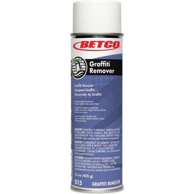 Betco Graffiti Remover, 15 oz. Aerosol Spray, 12 Cans - 01523-00
