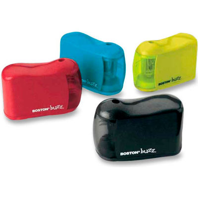 "Elmer's® Pencil Sharpener, Uses ""AA"" Batteries, Assorted"