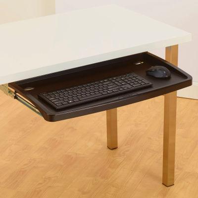 Kensington® 60004 Under Desk Comfort Keyboard Drawer with SmartFit® System, Black