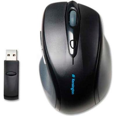 Kensington® 72370 ProFit® Wireless Full-Size Mouse, Black