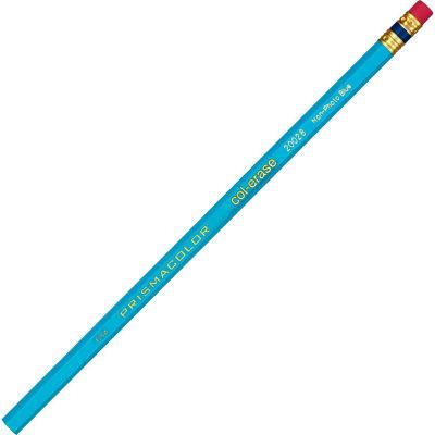 Sanford Col-Erase Pencils, Blue Lead, Blue Barrel