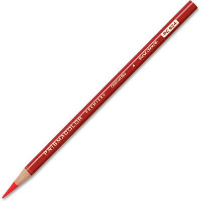 Prismacolor Art Pencils, Crimson Red Lead, Dozen