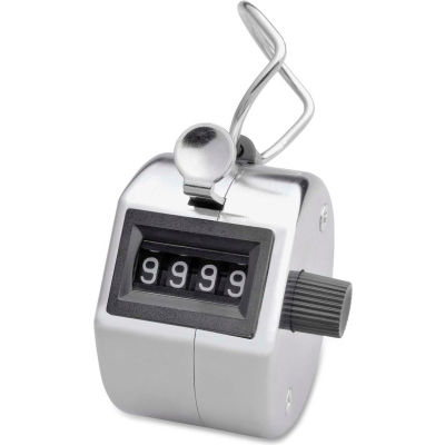 Sparco 4-Digit Tally Counter w/ Finger Ring