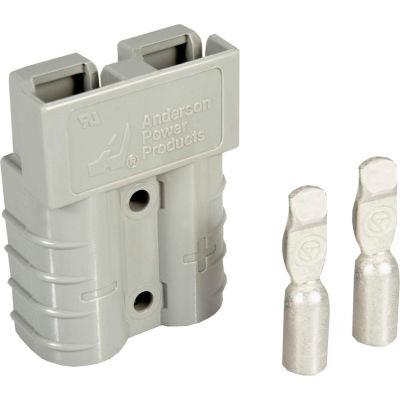 SB® APP® Connector 6319 - 6 Wire Gauge - 50 Amp - Gray