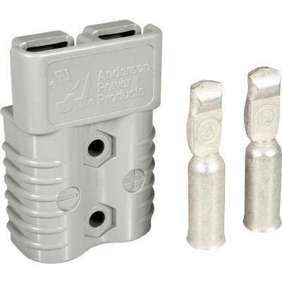 SB® APP® Connector 6325G1 - 1/0 Wire Gauge - 175 Amp - Gray