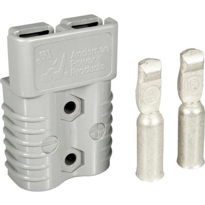 SB® APP® Connector 6325G5 - 2 Wire Gauge - 175 Amp - Gray