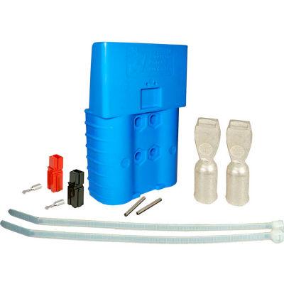 SBX® APP® Connector 6341G3 - 4/0 Wire Gauge - 350 Amp - Blue