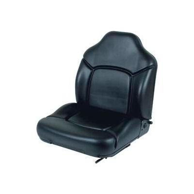 "Vinyl Forklift Seat SY1584 - 19-1/2""W x 19-1/2""D x 22-3/4""H"