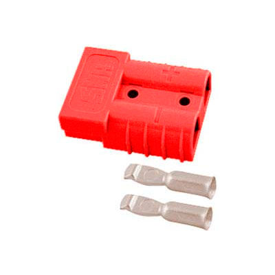SMH SY Connector SY6329G5 - 2 Wire Gauge - 175 Amp - Red