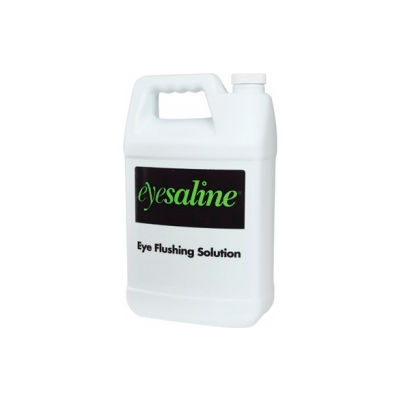 Saline Solution - Ready to Use 1 Gallon, Honeywell Safety, 32-000502-0000, 1 Each