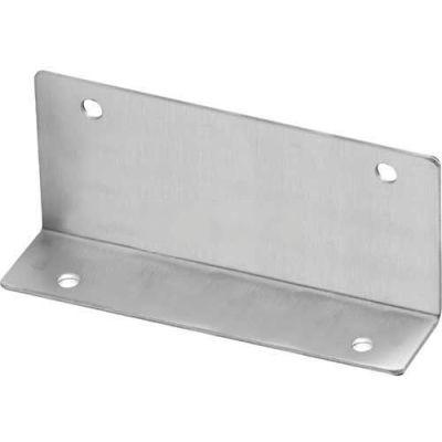 "Angle Bracket 41""H x 2.50""L x 1.25""B - St. Stainless Steel - 650-1518"