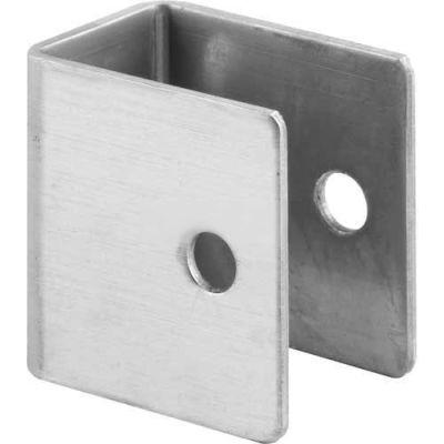 """U Bracket, 3/4""""X 1-1/2""""L X 1-1/2""""H X 15/16""""B, St. Stainless Steel - 650-8196 - Pkg Qty 6"""