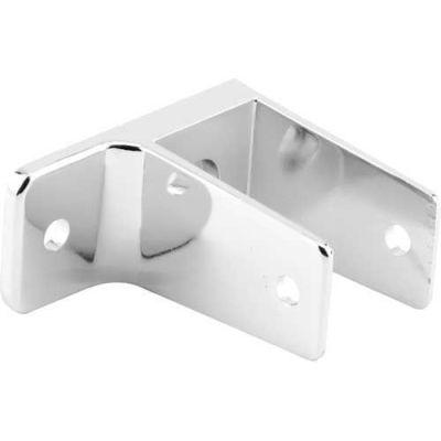 """1 Ear Wall Bracket, 1-1/4"""", Stainless Steel - 650-8786"""