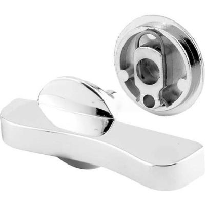 Knob Set, ADA, Chrome - 650-9093