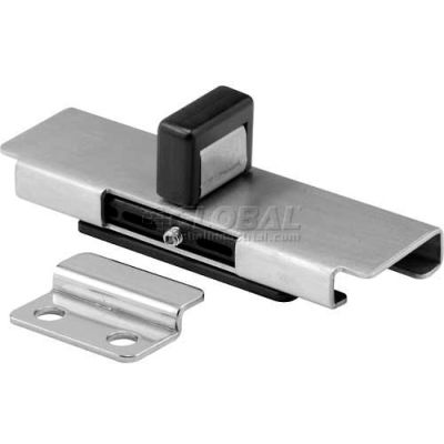 Slide Latch & Keeper W/Fasteners St. Stainless Steel - 656-9875