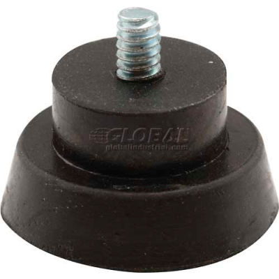 Replacement Rubber Tip W/ Screw - 658-1052 - Pkg Qty 2