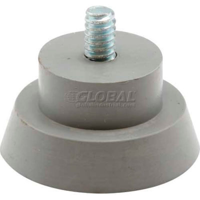 Replacement Rubber Tip & Screw, Gray - 658-1053