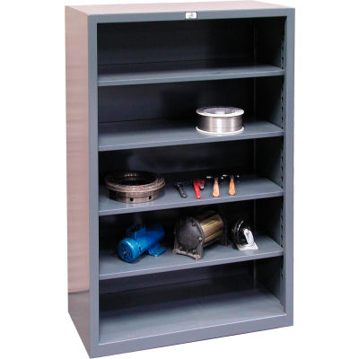 Strong Hold Closed Shelving Unit 72 x 24 x 60