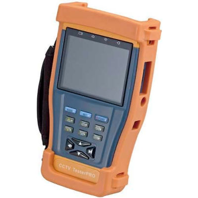 """COP Security LCD Test Monitor  15-AU35, Speed Dome, 3.5"""" Screen"""