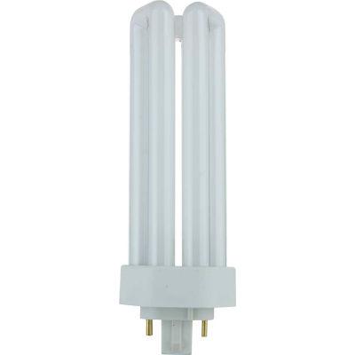 Sunlite 60550-SU PLT32/E/SP35K 32 Watt PLT 4-Pin Triple Tube GX24Q-3 Base, Neutral White - Pkg Qty 25