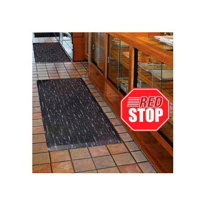 """NoTrax® Marble Sof-Tyle™ Grande™ Anti Fatigue Mat 1"""" Thick 4' x 75' Gray"""