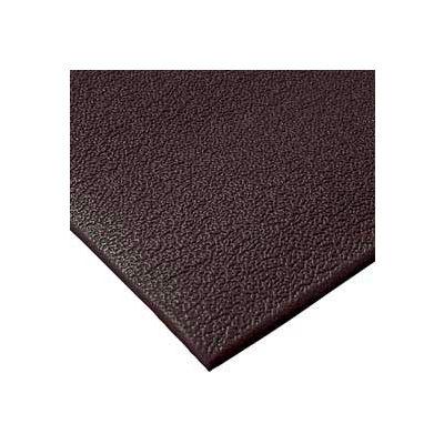 "NoTrax® T41 Comfort Rest Pebble Foam HD Mat 9/16"" Thick 3' x 60' Black"