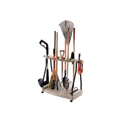 Tool Rack With Wheels
